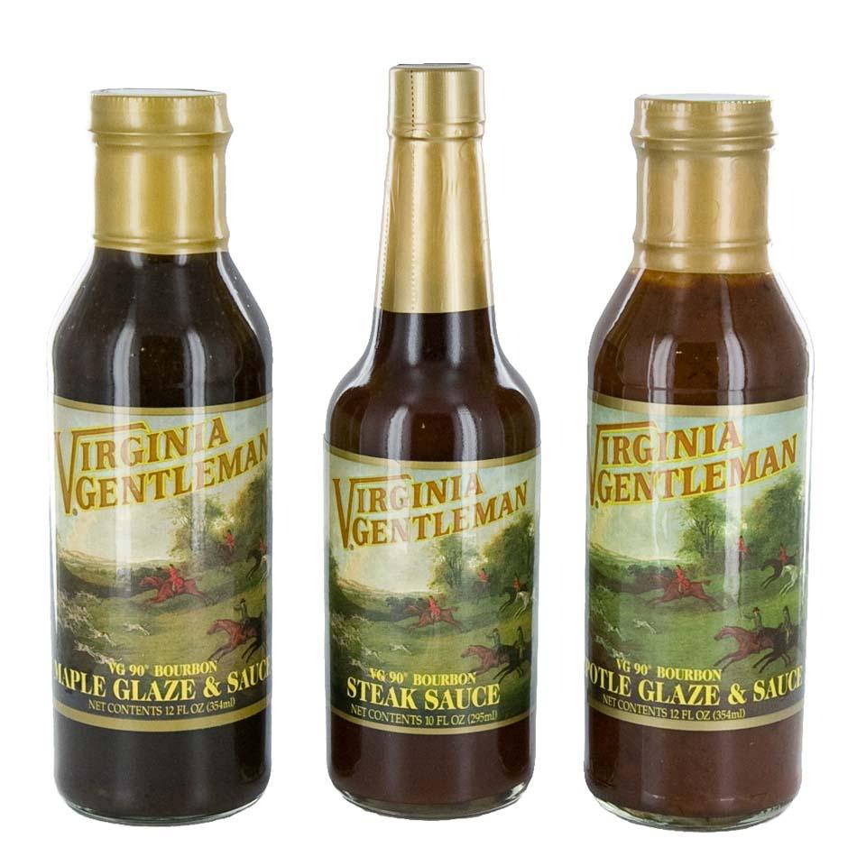 Virginia Gentleman Glaze and Sauce